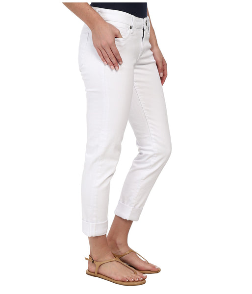 Kut from the Kloth Catherine Boyfriend Jean-White