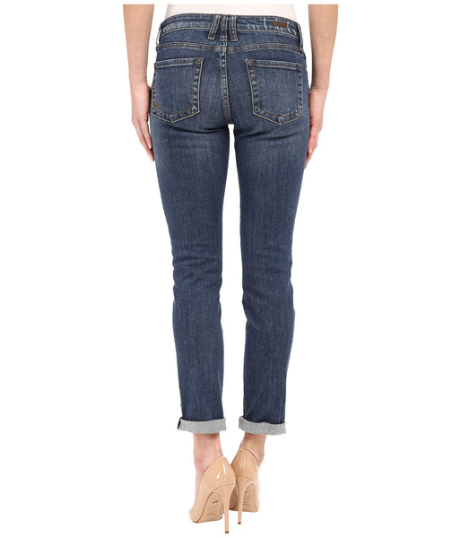 Kut from the Kloth Catherine Boyfriend Jean-Worldly wash - Bennett's Clothing - 3