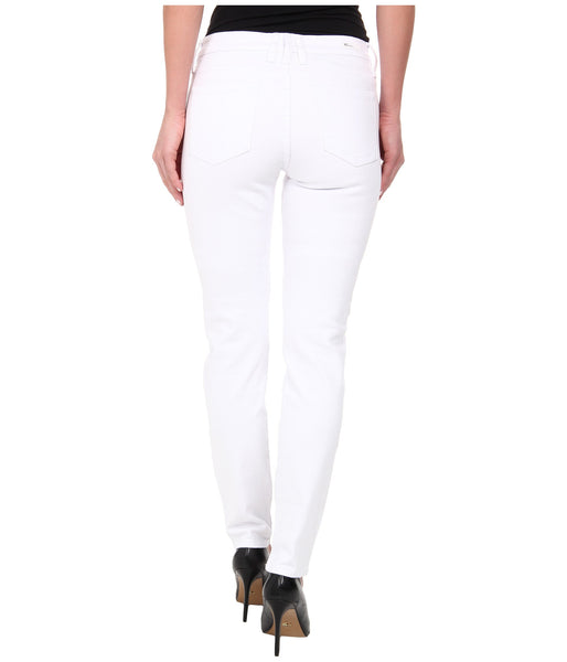 Kut from the Kloth Diana Skinny Jean-White - Bennett's Clothing - 3