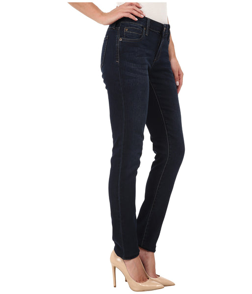 KUT from the Kloth Mia Toothpick Skinny Jean-Approve Wash - Bennett's Clothing - 4