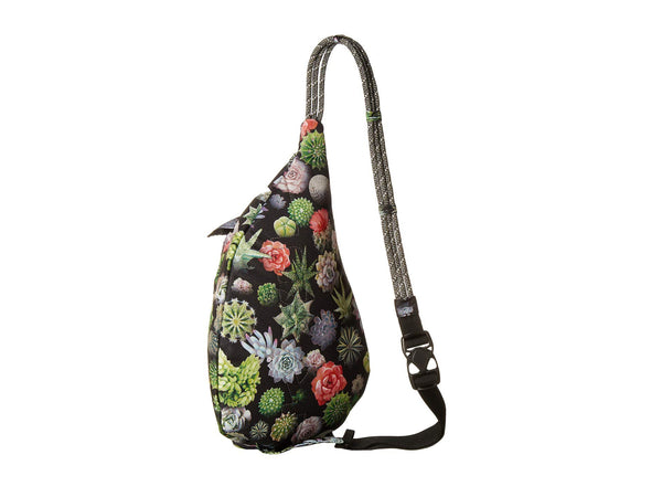KAVU Mini Rope Sling Bag-Greenhouse