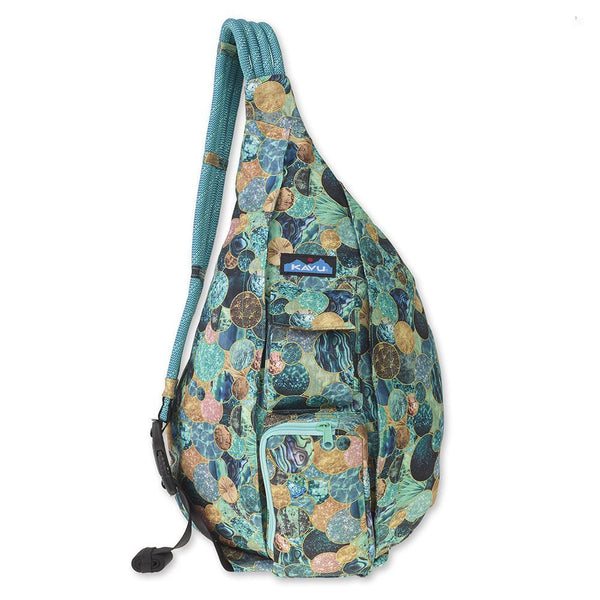 KAVU Rope Sling holds everything you need for a day on the go. Shop Bennetts Clothing for a large selection of KAVU bags for your next adventure.