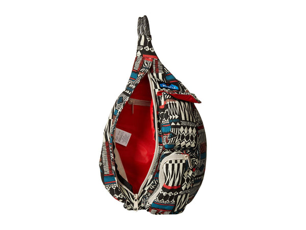 KAVU Mini Rope Bag-Pattern Stack