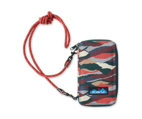 Kavu Go Time Cross Body wallet is the perfect size when you need a little extra space when travel or adventure calls. Shop Bennett's for the outdoor brands you love with the service you deserve.