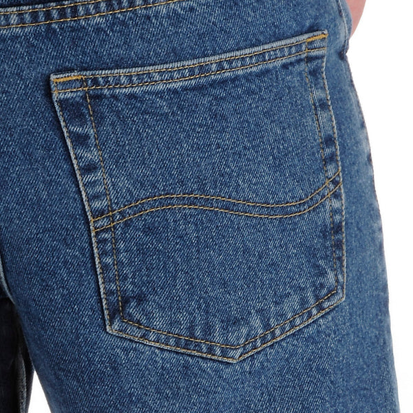 Lee Men's Regular Fit Straight Leg Jeans-Pepperstone - Bennett's Clothing - 5