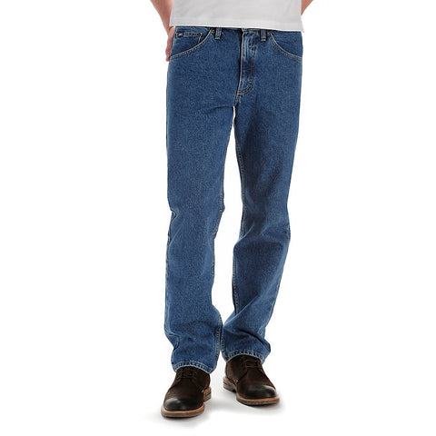 Lee Men's Regular Fit Straight Leg Jeans-Pepperstone - Bennett's Clothing - 1