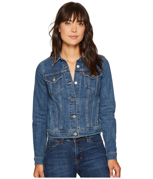 Levi's Womens Original Trucker Denim Jacket-Sweet Jane