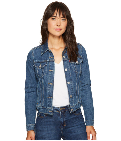 Levi's Original Trucker Denim Jacket adds flair to any outfit. Shop Bennetts Clothing for the styles you want from the brands you trust and love.