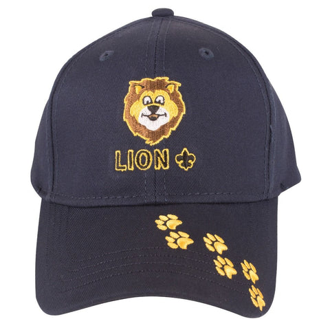 Lion Scout Hat -Shop Bennetts Clothing for all your Scouting needs. BSA Authorized Retailer for over 35 years