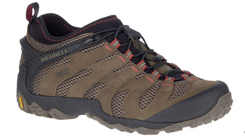 Merrell Chameleon 7 Stretch Waterproof Hiking Shoes will carry you down any of lifes paths. Shop Bennetts Clothing for outdoor wear from the brands you love and trust.