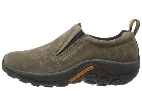 Merrell Mens Jungle Moc-Gunsmoke - Bennett's Clothing - 2