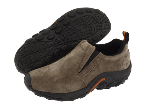 Merrell Mens Jungle Moc-Gunsmoke - Bennett's Clothing - 1