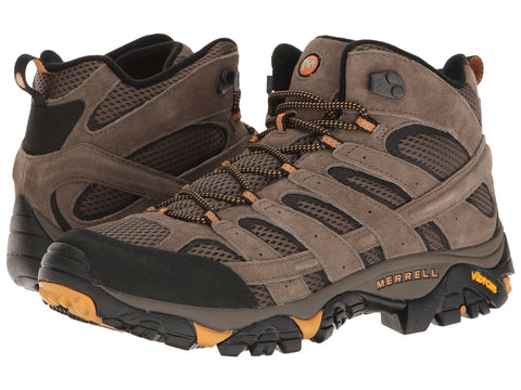 Mens Merrell MOAB 2 Mid Hiking boot -Shop Bennetts Clothing for a great selection of outdoor footwear with same day shipping