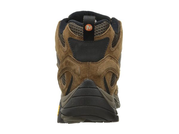 Merrell Mens Moab 2 Mid Waterproof Boots-Earth