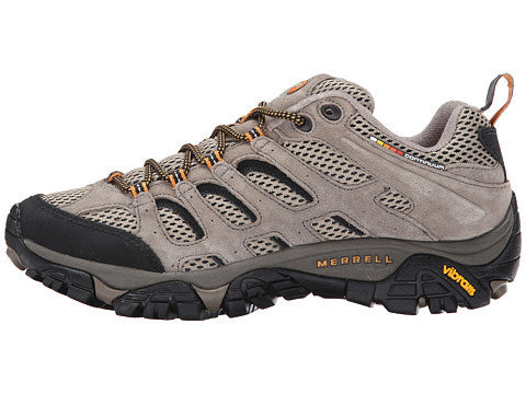 Merrell Mens Moab Ventilator-Walnut - Bennett's Clothing - 2