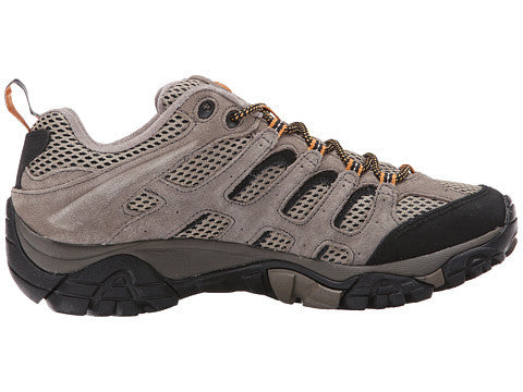 Merrell Mens Moab Ventilator-Walnut - Bennett's Clothing - 4