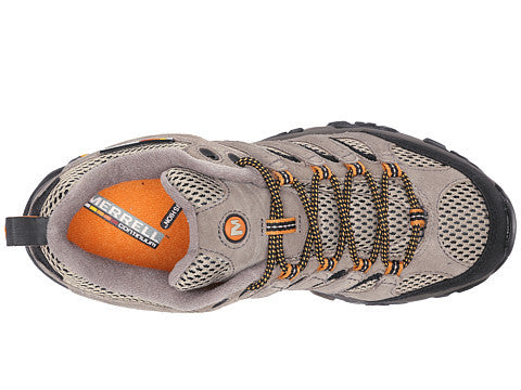 Merrell Mens Moab Ventilator-Walnut - Bennett's Clothing - 6