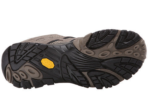 Merrell Mens Moab Ventilator-Walnut - Bennett's Clothing - 7
