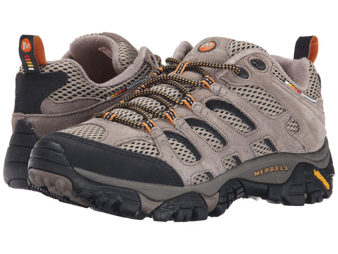 Merrell Mens Moab Ventilator-Walnut - Bennett's Clothing - 1
