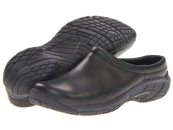 Merrell Encore Nova 2 Slip-on Shoe-Black - Bennett's Clothing - 1
