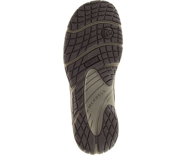 Merrell Womens Encore Breeze 3 Slip-on-Dark Earth - Bennett's Clothing - 6