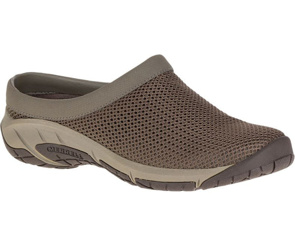 Merrell Womens Encore Breeze 3 Slip-on-Dark Earth - Bennett's Clothing - 1