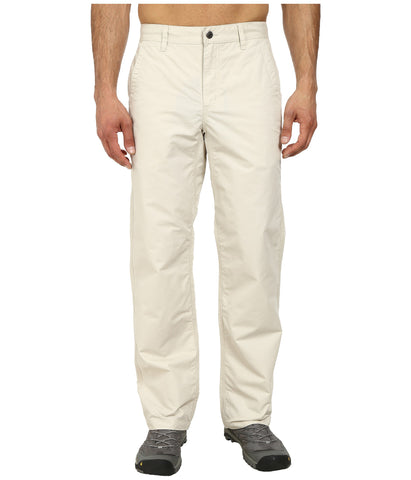 Mountain Khakis Men's Poplin Pant Relaxed Fit-Oatmeal - Bennett's Clothing - 1