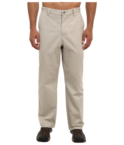 Mountain Khakis Relaxed Fit Teton Twill Pant-Stone