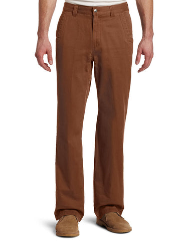 Mountain Khakis Teton Twill Pant-Bison - Bennett's Clothing - 1