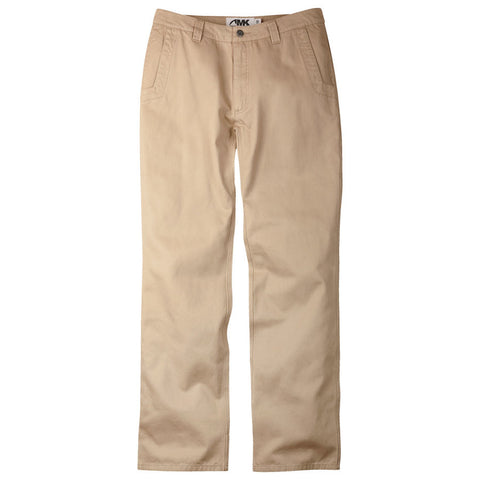 Mountain Khakis Teton Twill Pant-Retro Khaki - Bennett's Clothing