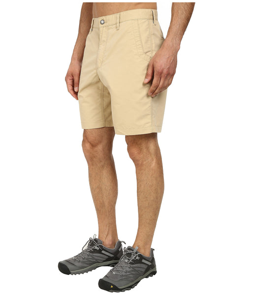 Mountain Khakis Men's Relaxed Fit Poplin Short-Khaki