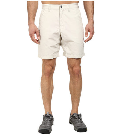 Mountain Khakis Men's Relaxed Fit Poplin Short-Oatmeal