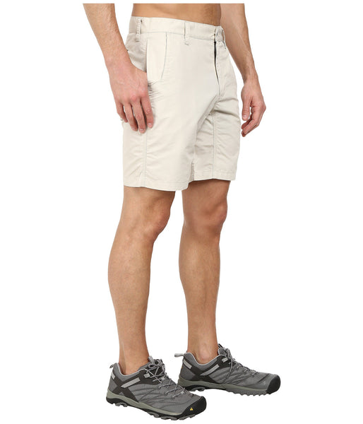 Mountain Khakis Men's Slim Fit Poplin Short-Oatmeal