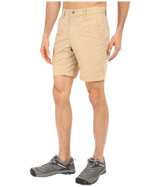 Mountain Khakis Men's Slim Fit Poplin Short-Khaki