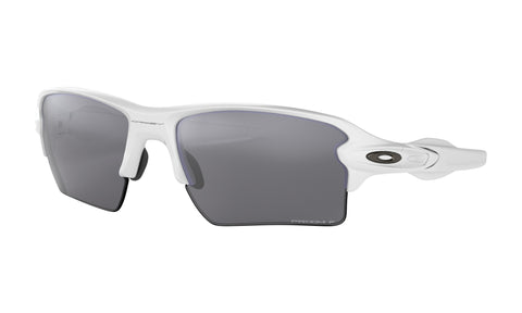 Oakley Flak 2.0 XL-Polished White-Prizm Black Polarized