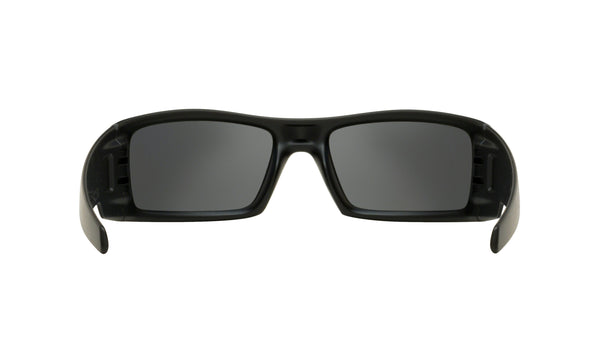 Oakley Gascan-Matte Black-Black Iridium Polarized
