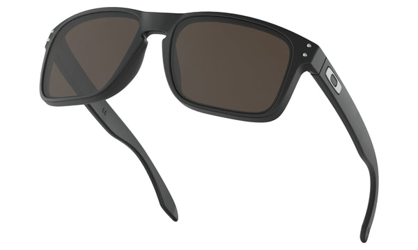 Oakley Holbrook-Matte Black-Warm Gray