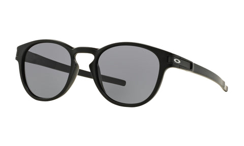 Oakley Latch-Matte Black-Gray