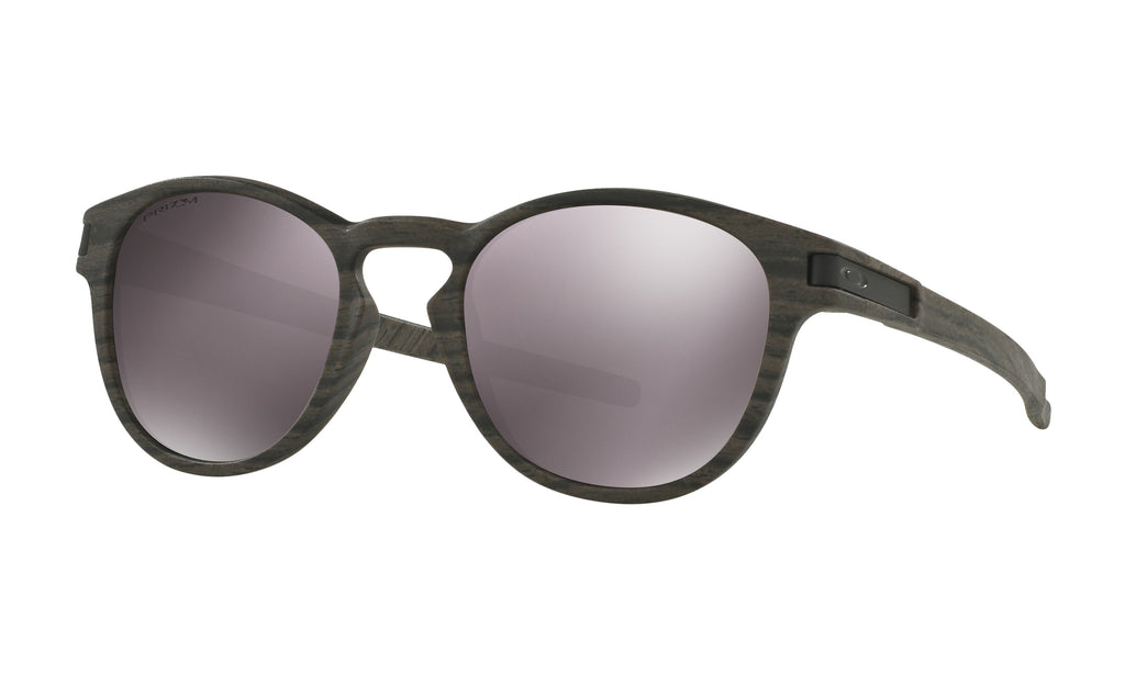 Oakley Latch Woodgrain-Prizm Daily Polarized