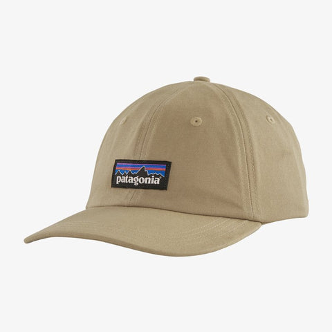 Patagonia P-6 Label Trad Cap is the latest in cool dad hats. Shop Bennetts Clothing for a large selection of name brand outdoor clothing