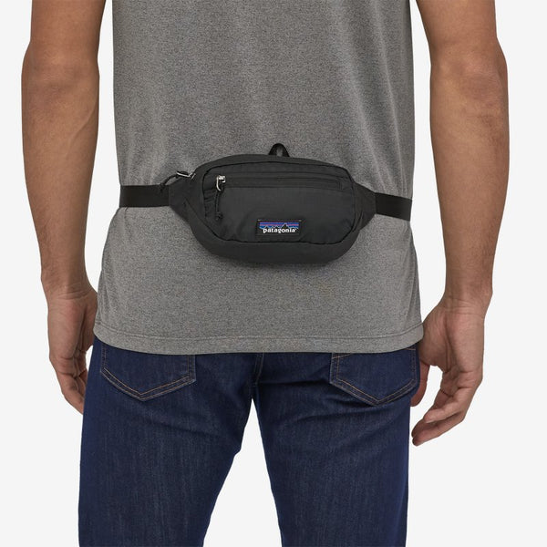 Patagonia Ultralight Black Hole Hip/Fanny Pack-Black