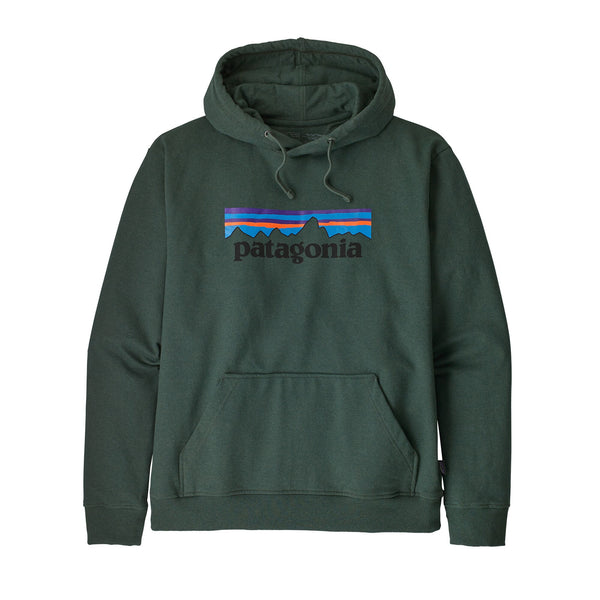 Patagonia P-6 Logo Hoody will keep you cozy, comfortable, and warm. Shop Bennett's Clothing for a large selection of outdoor wear from the brands you love.