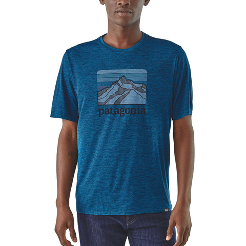 Patagonia Capilene Cool Daily Shirt for men was made for performance. Shop Bennetts for a large selection of mens outdoor wear from the top name brands.