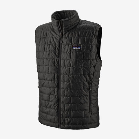 Patagonia Men's Nano Puff Vest-Black