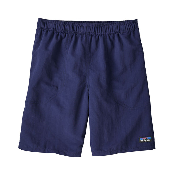 Patagonia Boys Baggies Shorts-Classic Navy