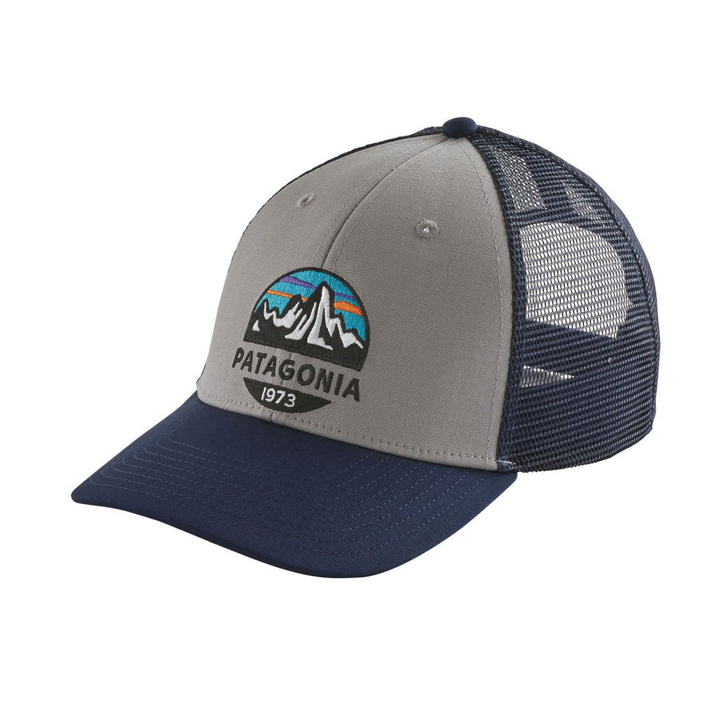 Patagonia Fitz Roy Scope LoPro Trucker Hat-Drifter Grey