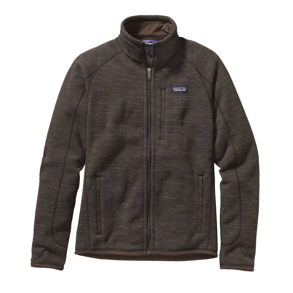 Patagonia Mens Better Sweater Fleece Jacket -Shop Bennett's Clothing for the best in name brand fleece and menswear