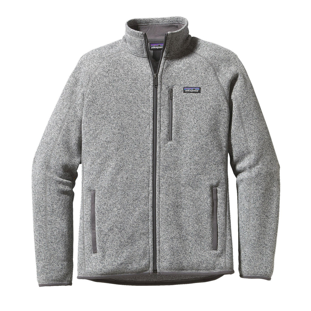 Mens Patagonia Better Sweater Full-zip Fleece Jacket -Shop Bennett's Clothing for the best in name brand fleece and menswear