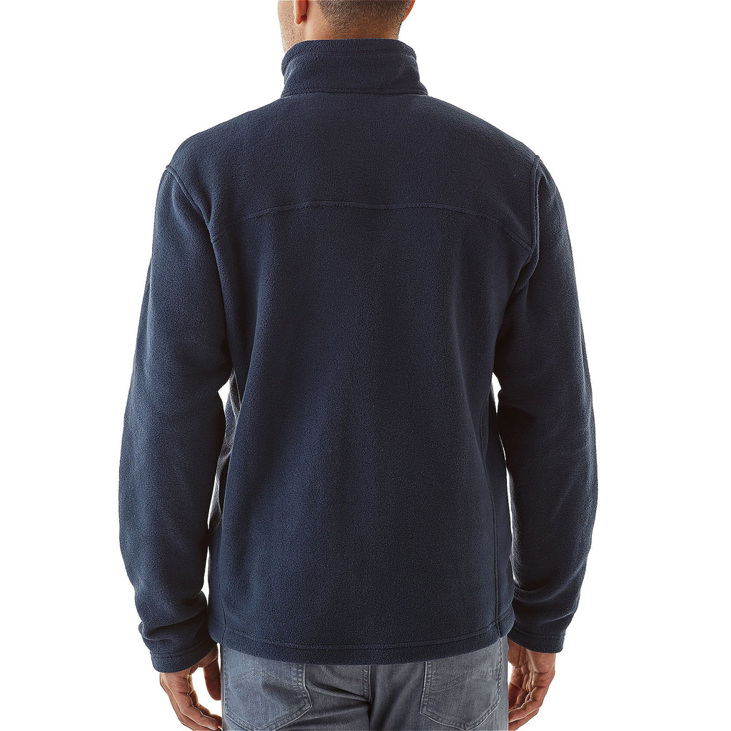 222d53a65 Patagonia Men's Classic Synchilla Jacket-Navy Blue