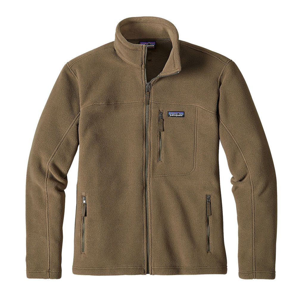Patagonia Men's Classic Synchilla Jacket-Dark Ash